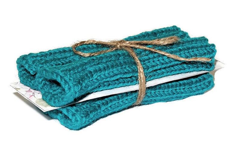 Knit Dog Legwarmers Dog Clothes Dog Leg Warmers Dog Gift ...