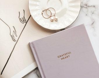 Gratitude Journal 'Grateful Heart'