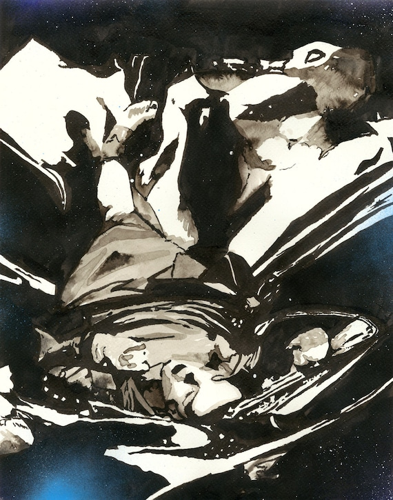 evelyn mchale etsy