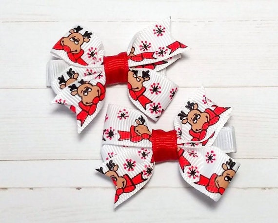 Christmas Hair Bows For Toddlers.Christmas Hair Bows For Toddlers Christmas Hair Clips For Girls Hair Bows For Babies Hair Clips With Bows Small Hair Bows For Girls