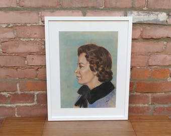 Vintage Women Portrait #2