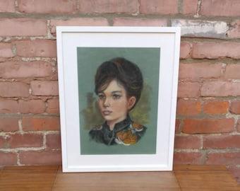 Vintage Women Portrait #3