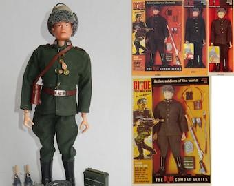 ** 1964-GI JOE CANADA-2020 ** New Army GI Joe Green Beret Jacket Pants Uniform