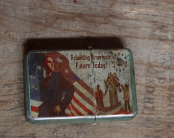 Fallout Inspired Enclave Oil Lighter