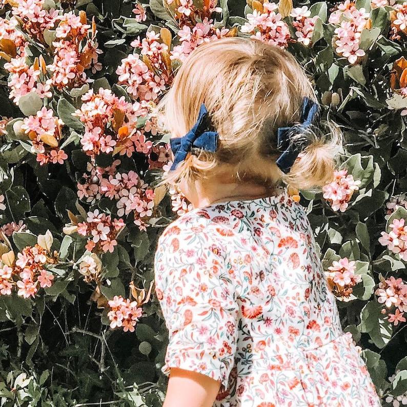 baby girl headband baby hair bow baby bow headband baby bow August set- fabric baby bow fabric headband nylon headband