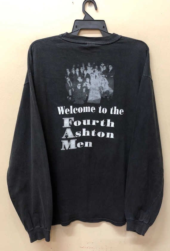 Vintage 90s The GodFather Part Four Longsleeve tsh