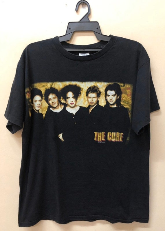 Vintage 90s The Cure Swing Tour 1996 Band t Shirt