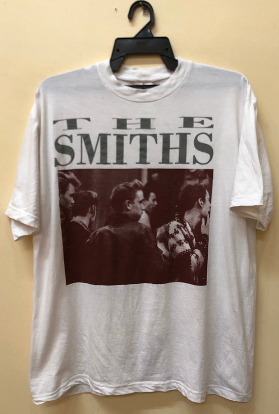 Vintage The Smiths Bandtee tshirt Slowdive My Bloo