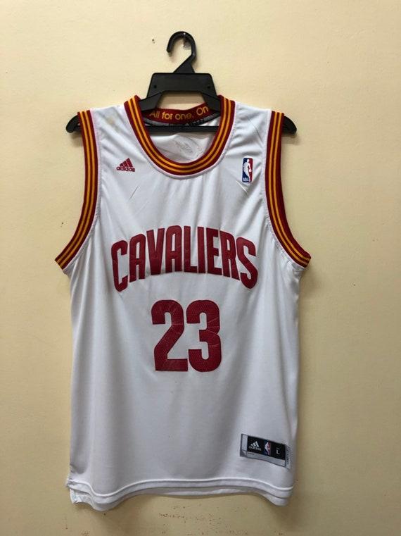 Adidas Cavaliers James Jersey Sleeveless NBA Shirt