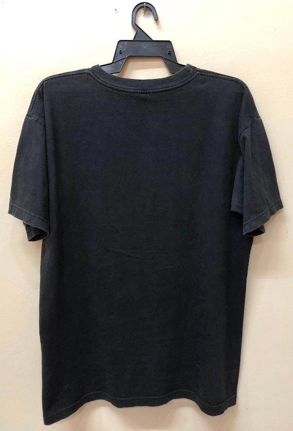 Vintage 90s Type O Negative T-Shirt Dinosaur JR S… - image 6