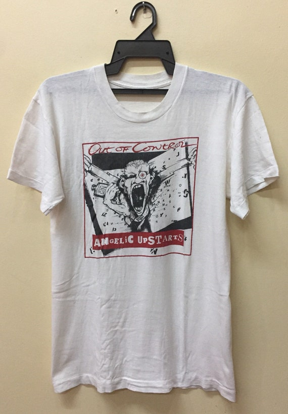 Vintage Angelic Upstars Bandtee Shirt Soundgarden