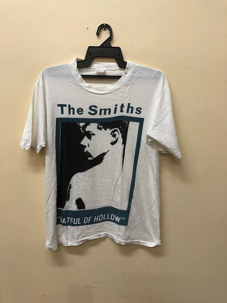 343d2cc7 Vintage The Smiths Hatful of Hollow Tshirt Morrissey Britpop | Etsy