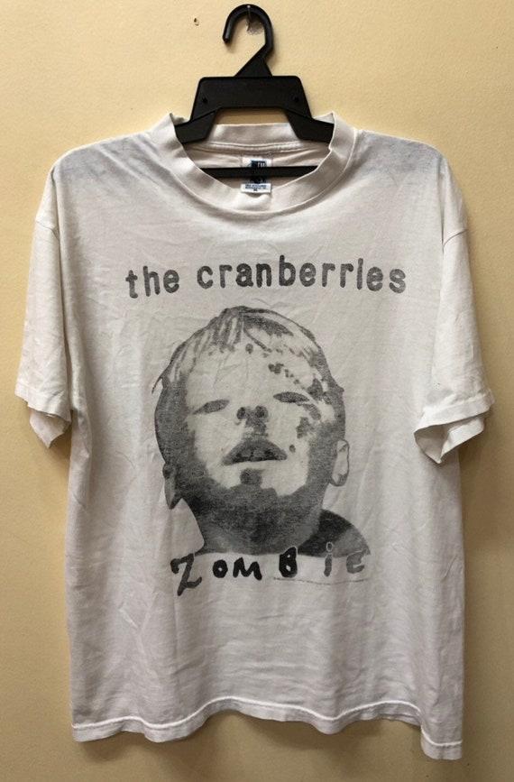 Vintage The Cranberries World Tour 1995 Bandtee Sh