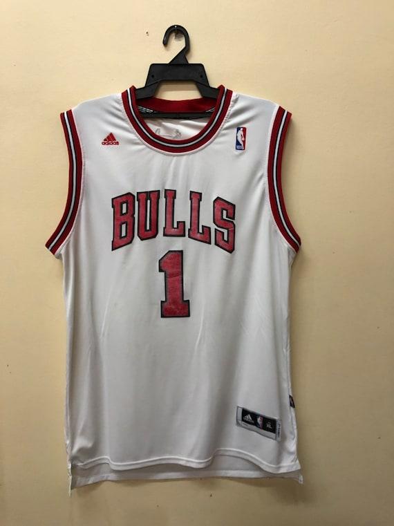 Adidas Chicago Bulls maillot rose sans manches NBA