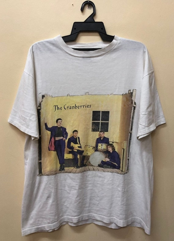 Vintage The Cranberries Touring 1996 tshirt 90s So
