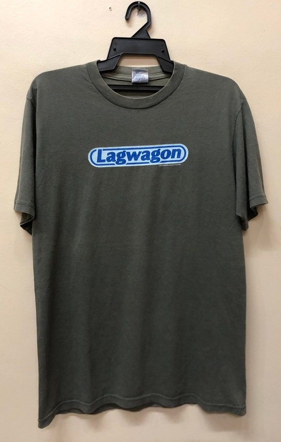 Vintage Lagwagon Band Punk tshirt