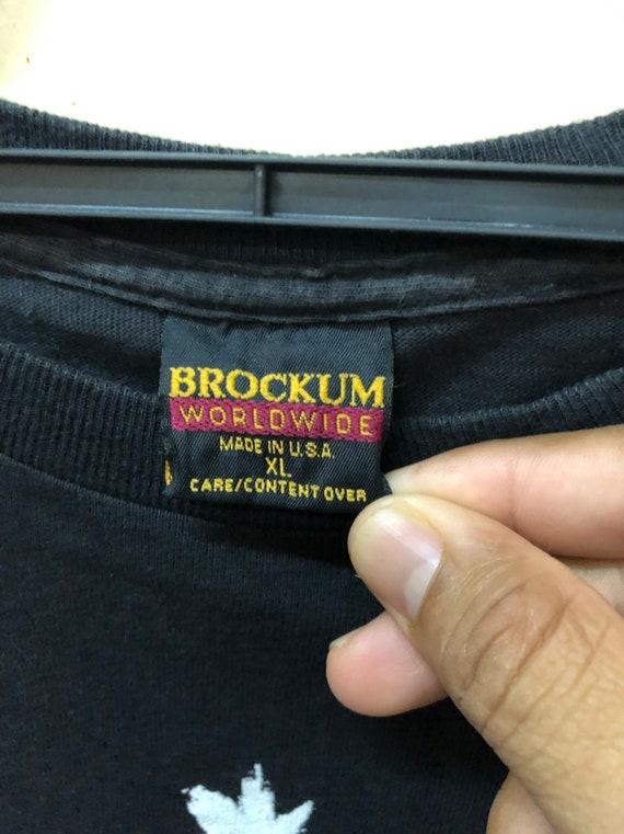 Vintage Rolling Stones Promotour 1994 Brockum Ban… - image 3