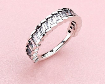 ffcb8d9b8 Glacial Beauty Ring, 100% 925 Sterling Silver & CZ Fits to all Pandora  Jewelry Diy