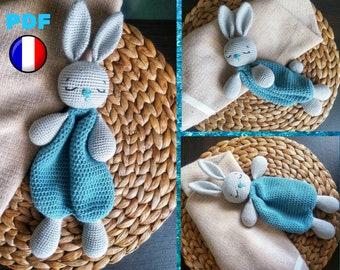 Amigurumi lapin tricot 3/3 / Miss Bunny amigurumi knit (english ... | 270x340