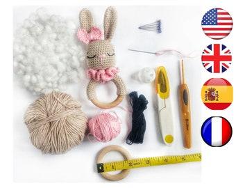 tuto crochet lapin cretin | | 270x340