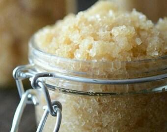Sugar scrub - organic