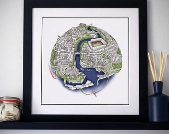 The Sunderland Globe (2018)