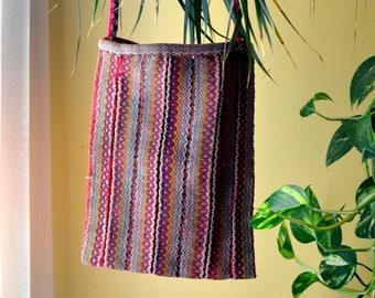 Hand Woven Peruvian Purse