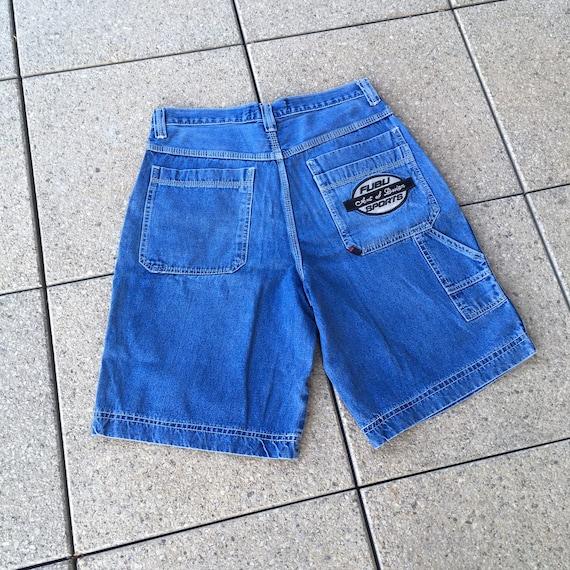 Vintage FUBU Jeans Shorts / FUBU Pants /  Fubu Spo
