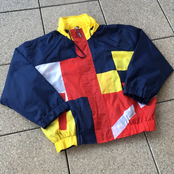 Vintage TOMMY HILFIGER  Windbreaker / Jacket Tommy