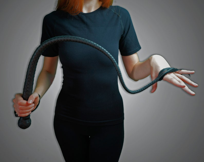 Single Tail Whip for BDSM / Leather One-Tailed sex toys   Etsy