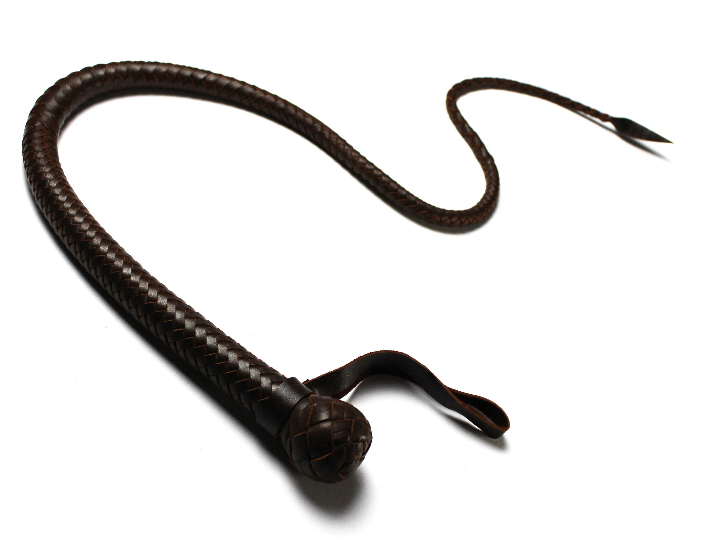 Premium BDSM Peitsche / Single Tail Peitsche   Etsy