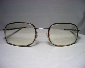 9435f9fa86 Christian Dior Monsieur Silver, square, oval, eyeglasses, frames, men's,  women's, super vintage