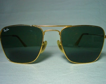 e30ccae2e5db Gold filled ray ban