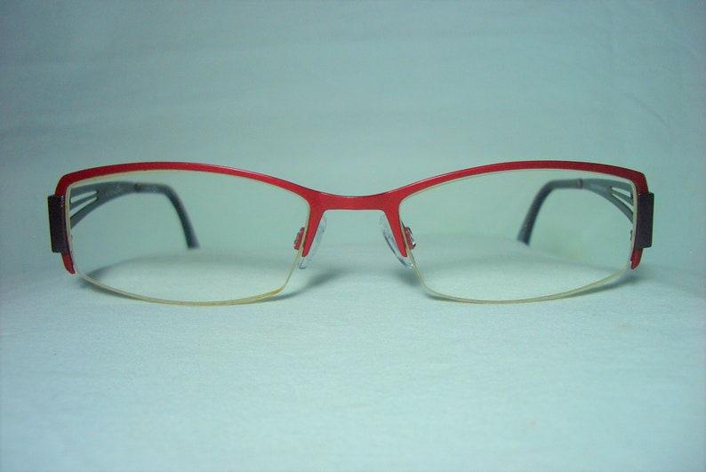 a0243d15afb Cogan eyeglasses half rim Titanium alloy frames oval