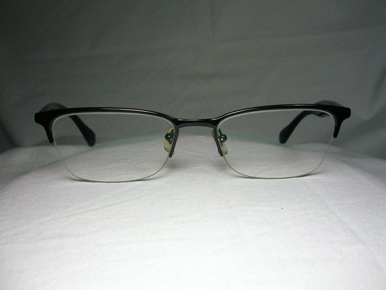 7ff61ed345 Dolce   Gabbana eyeglasses Club Master half rim square