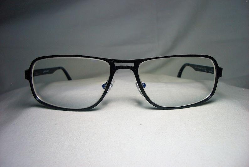 bdd5cd983fbe Calvin Klein Jeans Aviator Brille Rahmen Männer Frauen