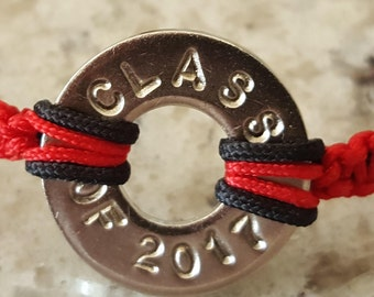 "Class of 2017 ""MyINTENT bracelet"