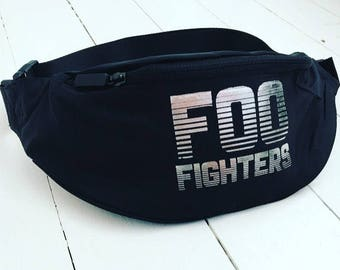Foo fighters festival bumbag fanny pack uk seller