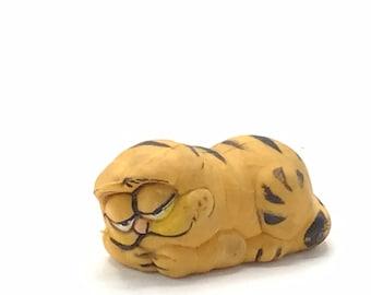 Vintage Garfield rubber