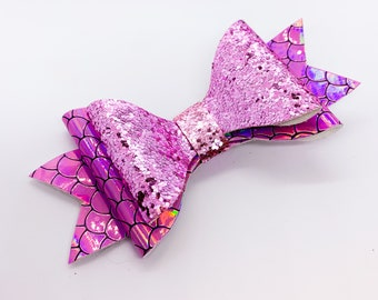 Everyday Glitter Bows