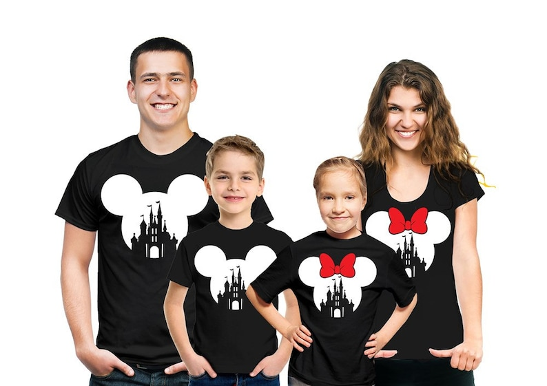 Disney Matching Shirts