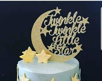 Twinkle Twinkle little star,baby shower,gender reveal