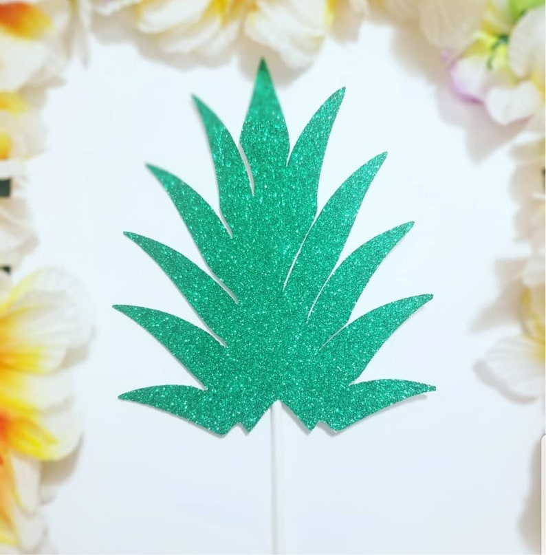 Pineapple Cake topper Pineapple Topper,Tropical Party,Pineapple Cake