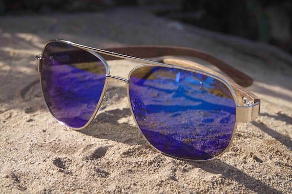 d37833d1b09 Hand made sunglasses. Canyon Niagara Aviator wooden