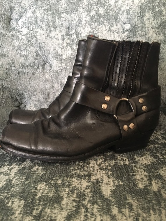Edgy Goodyear Boots