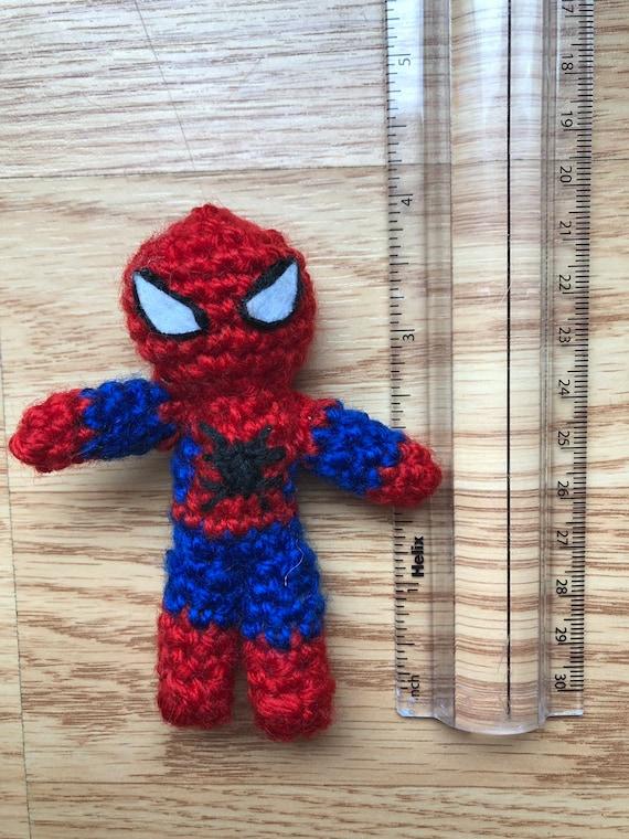 Crochet doll / amigurumi Marvel Superhero + our lovely Villain ... | 760x570