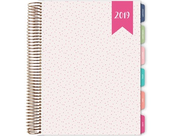 2018 - 2019 Agenda   Custom Planner  Weekly Planner   Organizer   Calendar   Life Planner   Appointment Book   Personalized Agenda