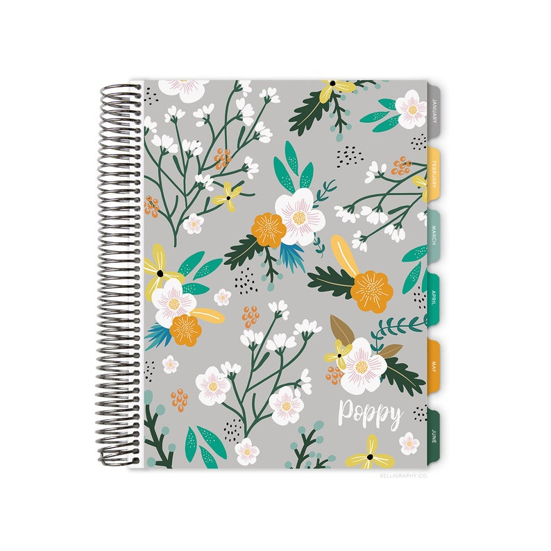 80a33a90d7c4 Custom Weekly Planner | Life Planner 2019 | Monthly Budget Notebook |  Business Agenda | Bill Tracker | 2019 Appointment book | Calendar