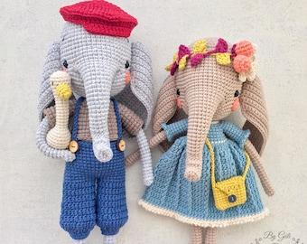 Elephant pattern   Etsy