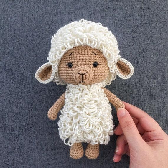 crochet lamb - PATTERN : Sheep - Amigurumi - Sheep - Amigurumi ... | 570x570